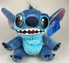 Мягкая игрушка Стич (с пластиковыми глазами 23 см)