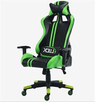 геймерское зелёное кресло купить