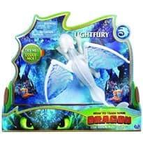 Игрушка интерактивная Дневная Фурия (Lightfury Deluxe Dragon)