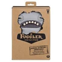 Плюшевый серый Fuggler 27 см