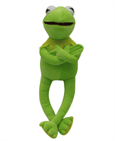 мягкая кукла лягушка купить