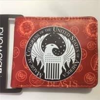 Кошелек Магический Конгресс США (Фантастические твари) купить