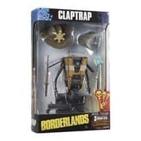 Подвижная фигурка Железяка (Claptrap Action Figure) из игры Бордерлендс купить
