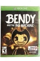 Диск с игрой Бенди и чернильница для X-box 360 купить
