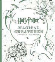раскраска Мир магических существ Гарри Поттер купить