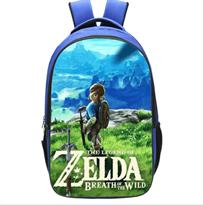 """Рюкзак """" Дыхание дикой природы"""" Legend of Zelda """"Breath of wild"""" купить"""