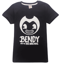 Футболка Бенди с игры Bendy And The Ink Machine купить
