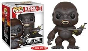 Фигурка Кинг-Конга Funko POP №388