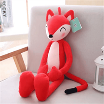 Плюшевая игрушка красная Лиса (80 см)