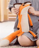 Плюшевая игрушка кукла Лиса (60 см)