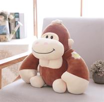 Плюшевая игрушка орангутанга 38 см