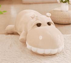 Плюшевая игрушка зубастый Бегемотик (85 см)