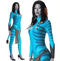 Крутой женский костюм Аватар купить