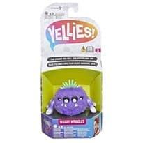 Интерактивная игрушка Yellies Паучок (синий)