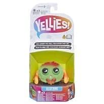Интерактивная игрушка Yellies Паучок (зеленый)