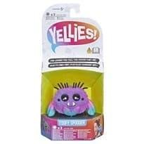 Интерактивная игрушка Yellies Паучок (фиолетовый)