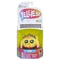 Интерактивная игрушка Yellies Паучок (желто-красный)