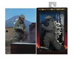 Подвижная фигурка Годзилла 1962 года (Godzilla King Kong 1962)