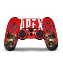 Крутая красная наклейка для PS4 (Apex Legends) купить
