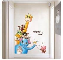 Интерьерная наклейка Счастливое время (90 x 60 см) купить