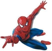 Интерьерная наклейка Человек-Паук купить