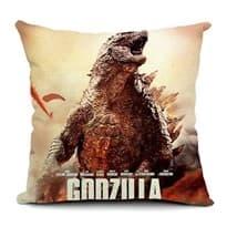 Подушка с Годзиллой (Godzilla) 44X44 см купить