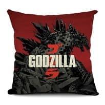 Подушка Годзилла Разрушитель (Godzilla Destroyer) 44X44 см заказать в Москве
