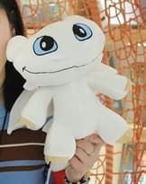 Плюшевая игрушка Дневная Фурия (на 2 лапах) 30 см купить
