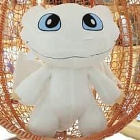 Плюшевая игрушка Дневная Фурия (на 2 лапах) 40 см
