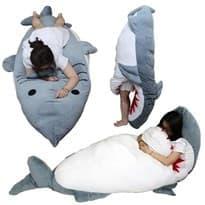 Детская кроватка Акула купить