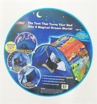 Детская палатка на кровать Dream Tents с динозаврами купить