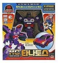 Фиолетовый мекард Танатос (Mecard Robot Car HG TANATOS) купить