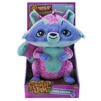 Плюшевая игрушка Енот Лупи (Animal Jam) купить