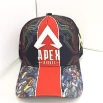 Полосатая кепка с героями (Apex Legends)  купить