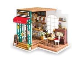 Интерьерный конструктор Кафе Симона (DIY House Simon's Caffee) купить