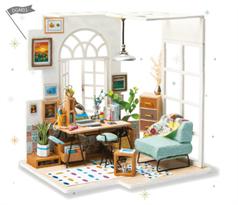 Интерьерный конструктор домашний офис (DIY House SOHO Time) купить