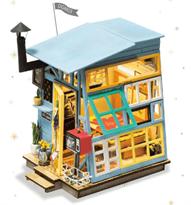 Интерьерный конструктор Чердак (DIY House Wooden Hut) купить