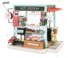 Интерьерный конструктор Кондитерская (DIY House Ice Cream Station) купить