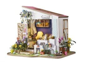 Интерьерный конструктор Летний домик (DIY House Lily's Porch) купить