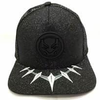 Кепка Черная Пантера (Black Panther) купить