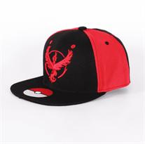 Красная кепка с Пикаболом (Покемоны) купить