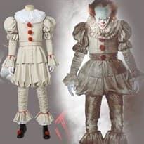 Страшный костюм клоуна из Оно  купить в Москве
