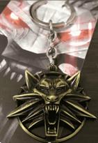 Брелок волка из Ведьмак 3: Дикая Охота купить в Москве