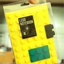 Дневник лего (Жёлтый) купить в Москве