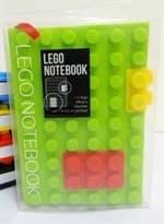 Дневник лего (Зелёный) купить в Москве
