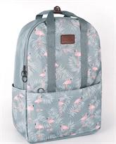 Рюкзак-трансформер с фламинго купить