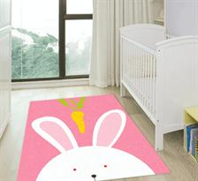 Коврик в детскую (Кролик) купить