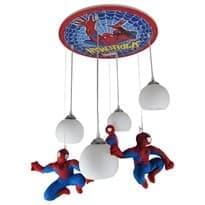 Люстра с Человеком Пауком (Spider Man) купить в Москве