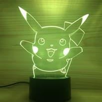 Светодиодная лампа Покемон купить в Москве