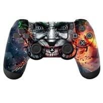 Наклейка Джокер на джойстик PS4 купить в москве